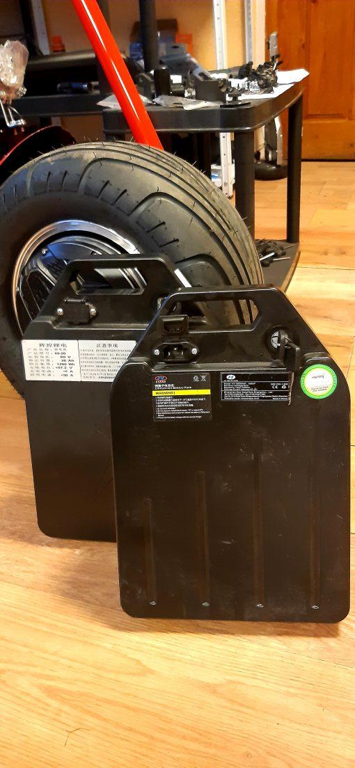 baterija 60V